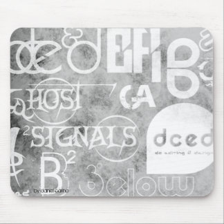 dced logos mousepag mouse pad