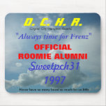 DCHR OFFICIAL ROOMIE ALUMNI MOUSE PADS