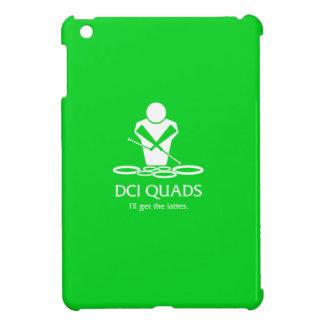 DCI QUADS - I'll get the lattes iPad Mini Cover