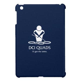 DCI QUADS - I'll get the lattes iPad Mini Covers