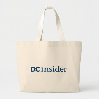 dcinsider canvas bag
