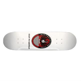 DCL Bird Logo -white Skate Board Decks