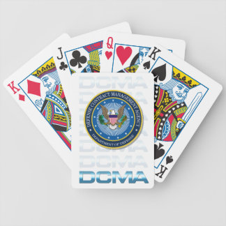 DCMA BICYCLE PLAYING CARDS