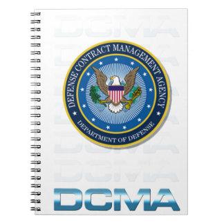 DCMA NOTE BOOK