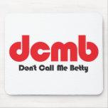 dcmb tapetes de ratón