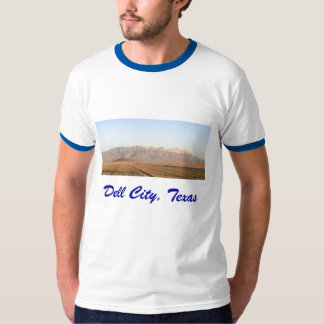 dcmtandelcap, Dell City, Texas T-Shirt