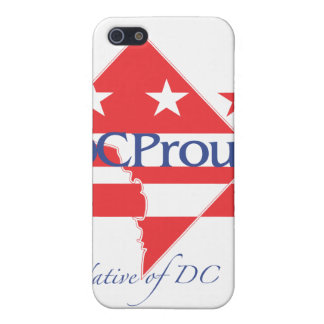 DCProud iphone 4 cover