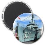 DD-537 USS el Sullivans Imán Redondo 5 Cm