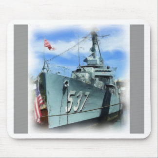 DD-537 USS The Sullivans Mouse Pad