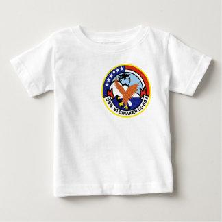 DD-863 USS STEINAKER Destroyer Ship Military Baby T-Shirt