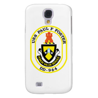 DD-964 USS PAUL F FOSTER Destroyer Ship Military P Samsung S4 Case