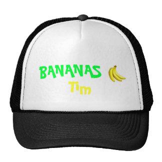 dd, BANANAS, Tim Trucker Hat