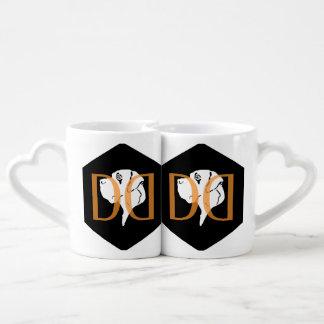 DD Great Dane Collection Coffee Mug Set