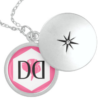 DD Great Dane Collection Sterling Silver Necklace