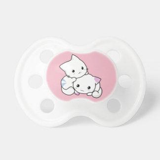 "DD/lg ""Kitten Paci"" Pacifier"