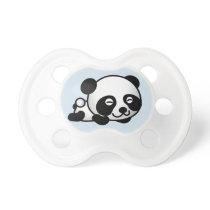 "DD/lg ""Panda Paci"" Pacifier"