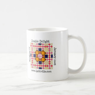 DD mug, I'd rather be quilting with Bonnie!