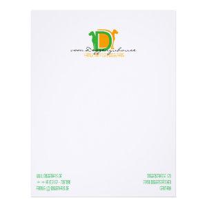 DD Series Letterhead