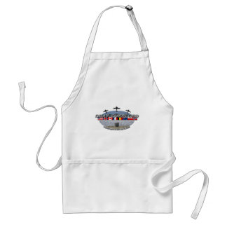 DDay-Overlord Adult Apron