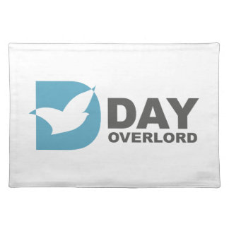 DDay-Overlord Internet Placemat