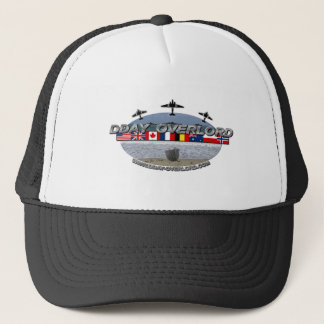 DDay-Overlord Trucker Hat