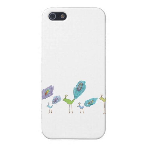 DDD bird parade Case For iPhone 5
