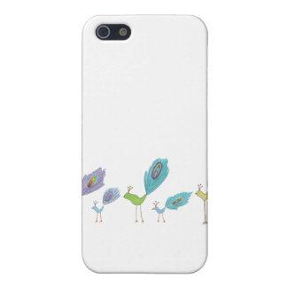 DDD bird parade iPhone SE/5/5s Case