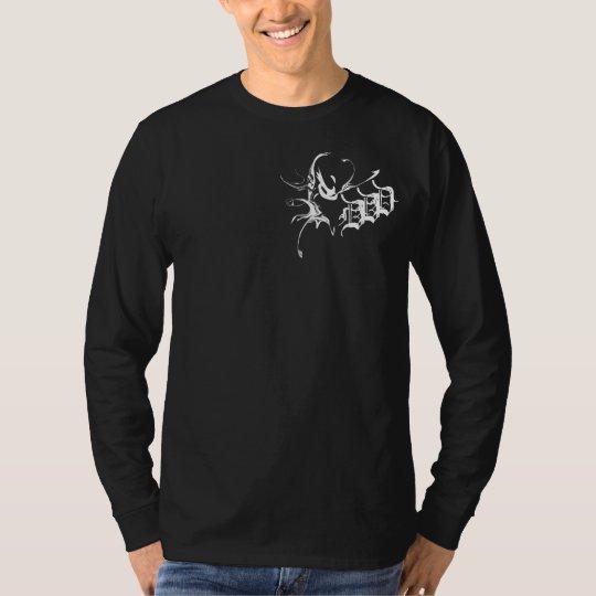 DDD mask Long Sleeve T T-Shirt