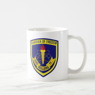 DDG-11 USS SELLERS Navy Guided Missile Destroyer Coffee Mug