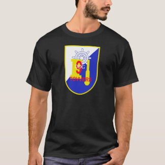 DDG-9 USS Towers Navy Guided Missile Destroyer Mil T-Shirt