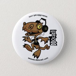 DDOcast Snagz Mascot Button