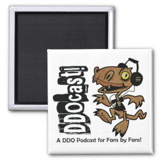 DDOcast Snagz Mascot Magnet