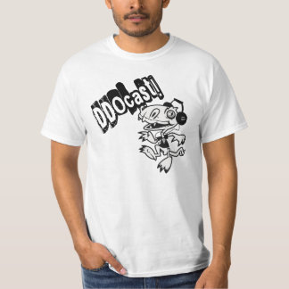 DDOcast Snagz Mascot Shirt