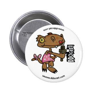 DDOcast Snipptz Mascot Button
