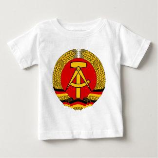 DDR escudo de armas T-shirt