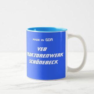 DDR taza de reclamo