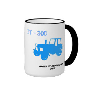 DDR taza de tractor
