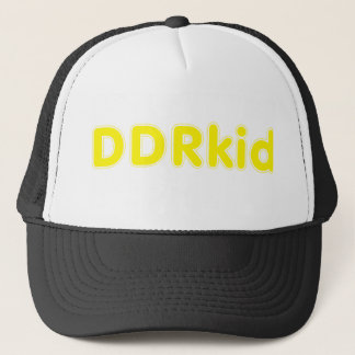DDRkid Trucker Hat