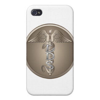 DDS Caduceus Cover For iPhone 4