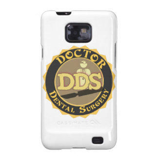 DDS DOCTOR DENTAL SURGERY LOGO GALAXY S2 CASES