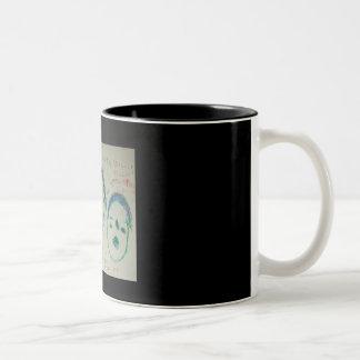 DDSO SCN DOTTIE HARSHA COFFEE MUG
