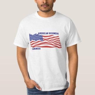 """De Футболка """"Делоамериканцевделатьбизнес""""/ Camisas"""