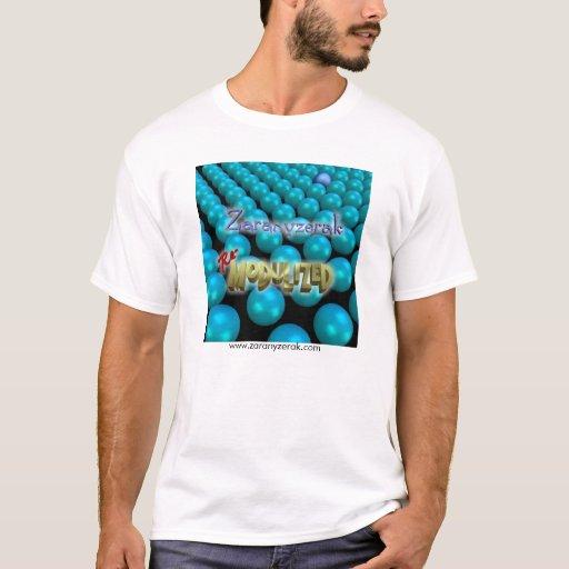 de 8 bits no es la Re-MODULIZED camiseta muerta