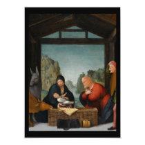 De Aanbidding der Herders Card