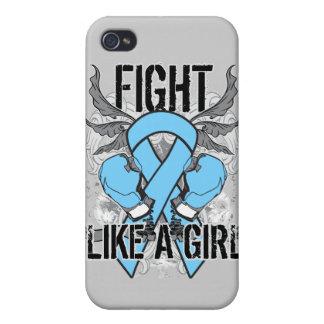De Addison de la enfermedad lucha ultra como un ch iPhone 4 Coberturas