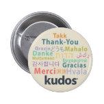 De agradecimiento de Kudos® Pins