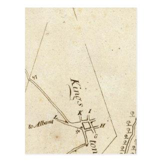 De Albany a Newborough 31 Tarjetas Postales