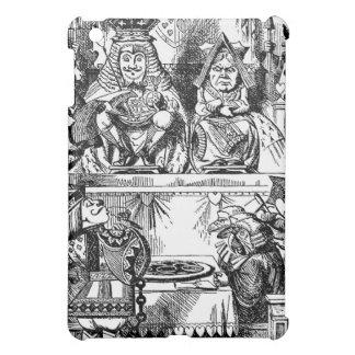 De Alice's Abenteuer im Wunderland iPad Mini Case