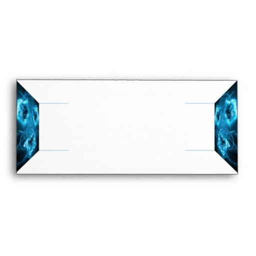 De alta tecnología azul abstracto moderno