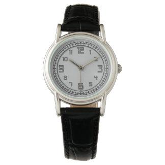 De alta tecnología relojes de pulsera